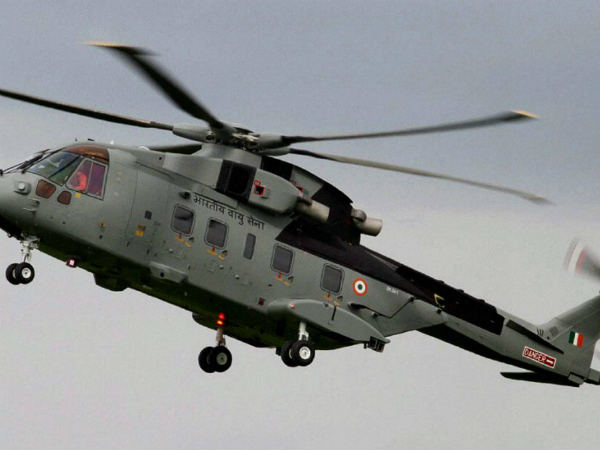 ED files supplementary chargesheet against Agusta Westland chopper scam