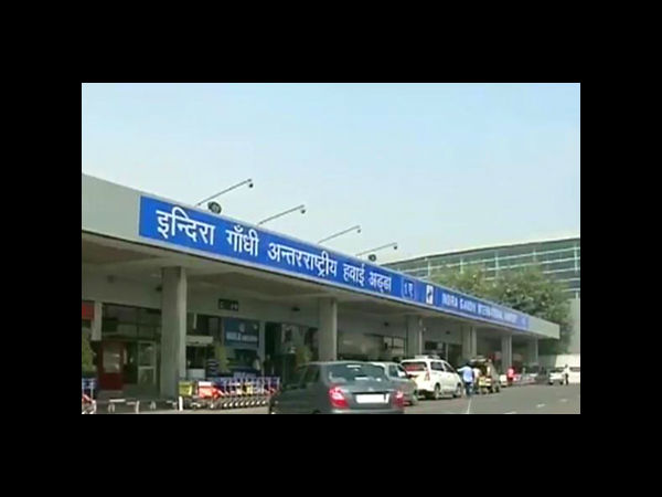 IGI airport security lapse