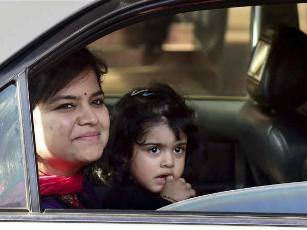 BJP MP Poonam mahajan senior citizen bill in loksabha