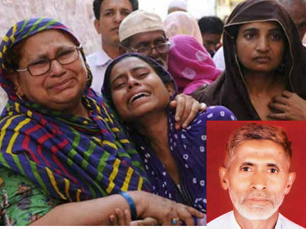 After three days Akhlaq murder accused Rovin dead body cremated