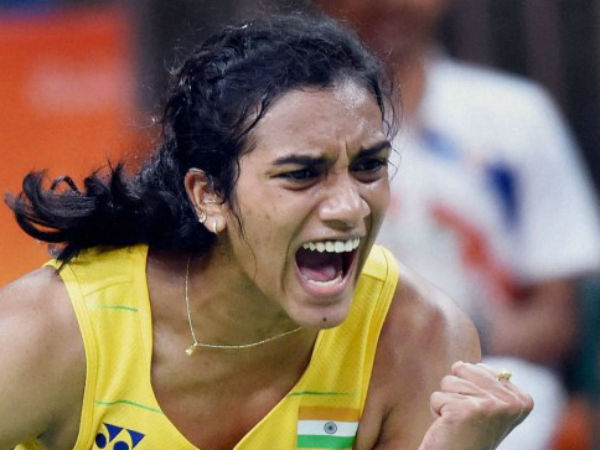 Abhinav Bindra wants PV Sindhu to be in club of gold winners