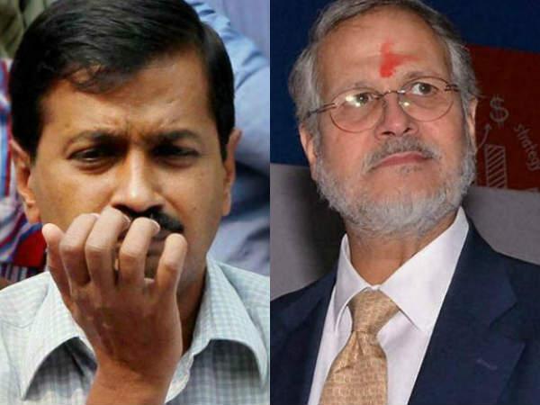 दिल्ली के LG नजीब ने हेल्थ और PWD सचिव को हटाया, छिड़ी 'जंग'