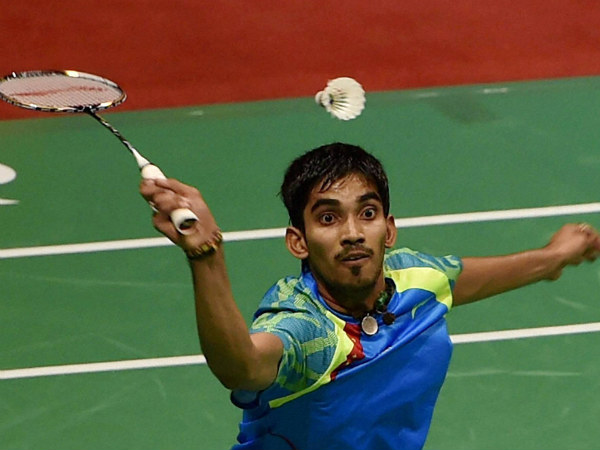 kidambi srikanth in rio olympics to lin dan