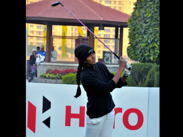 Aditi Ashok creates history, becomes first Indian female golfer to win Hero Women's Indian Open title.