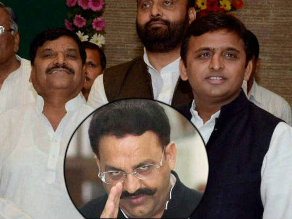 Quami Ekta Dal to merge with Samajwadi Party despite Akhilesh's opposition