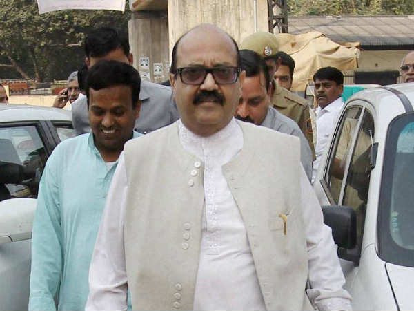 Now, Amar Singh threatens to resign from Samajwadi Party, Why?