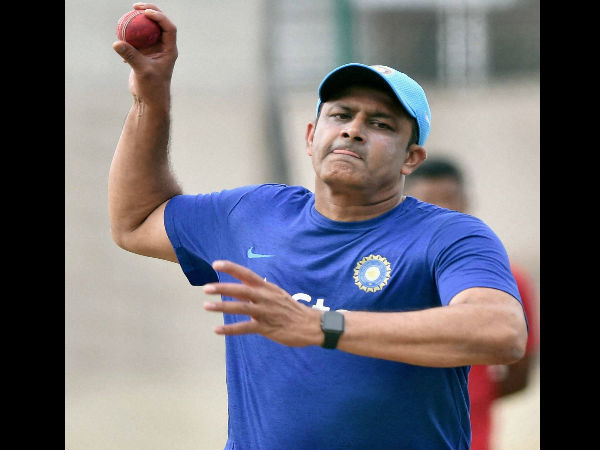 BCCI to pay Rs 6.25 crore salary to India coach Anil Kumble