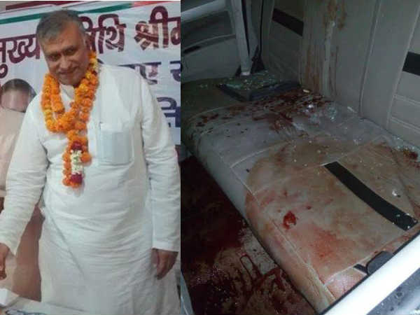 BJP leader Brijpal Teotia shot at by assailants in Ghaziabad