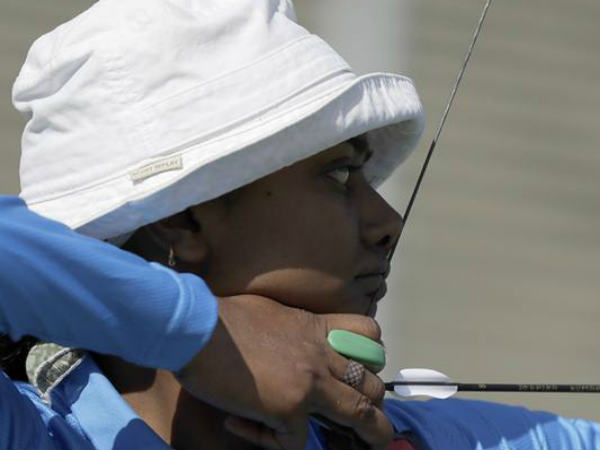 Rio Olympics 2016 : India Archery women team beats colombia in rio 2016 olympics.
