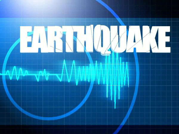 5.5 magnitude earthquake hit Myanmar-India border region at 7:11 AM