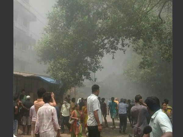 3 dead & 1 injured after a blast in an oven in a factory near Khureji area of east Delhi