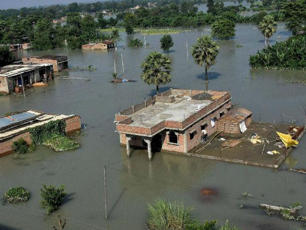 बाढ़ के कारण सिसक रहा बिहार, अब तक 37 की मौत