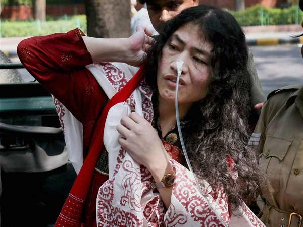 irom sharmila will contest election