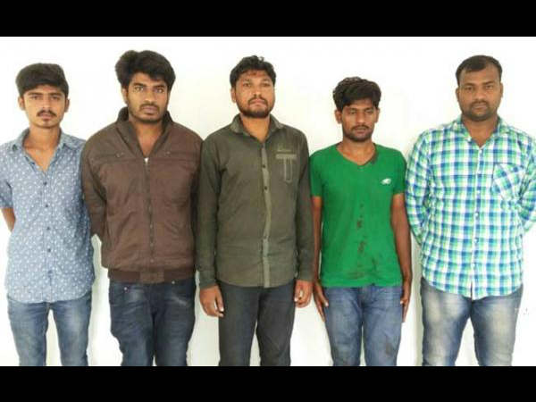 Actor arrested for kidnapping Kirloskar MD's son