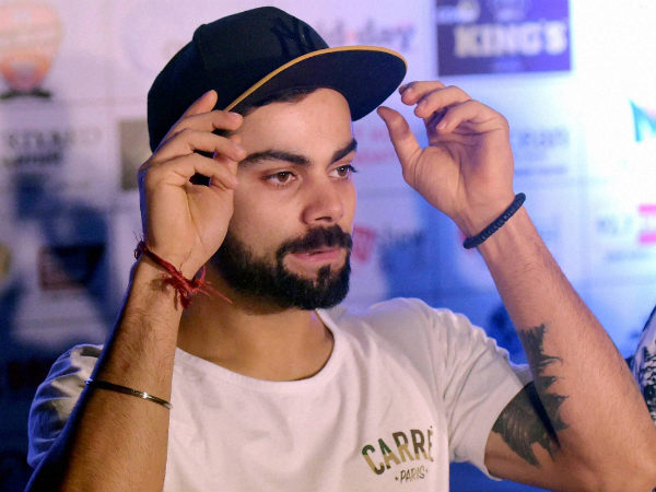 Virat Kohli gives special message for PV Sindhu for Rio Olympics, watch video