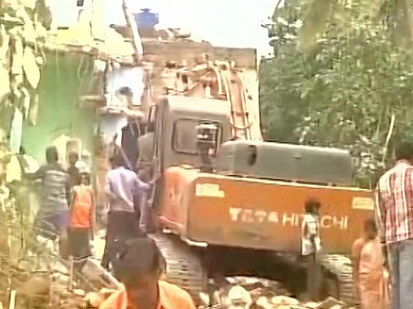 demolition of niranjan kumars home