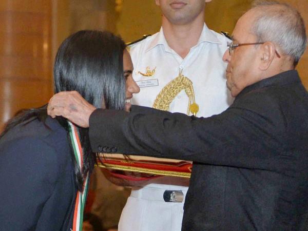 सीआरपीएफ की कमांडेंट और ब्रांड एंबेसडर बनेंगी पीवी सिंधू