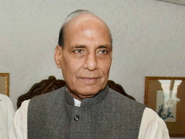 Rajnath Singh says we just don't love land of Kashmir but people too