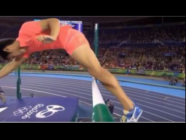 pole vaulter's Olympic dreams dashed