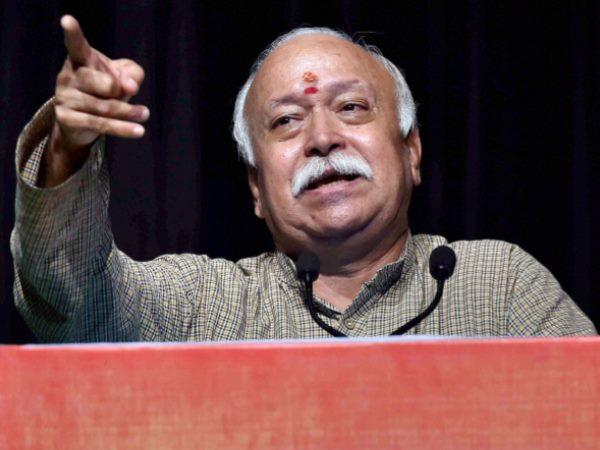 हिन्दू और भारतीय अलग-अलग शब्द नहीं, दोनों का मतलब एक: भागवत