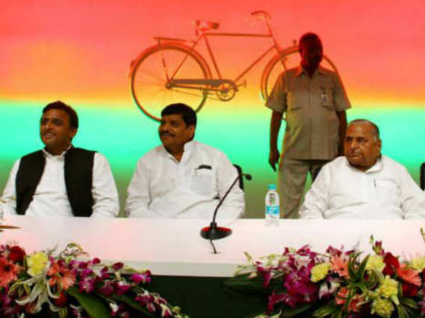 Uttar Pradesh: Really All is Well in Samajwadi Party?