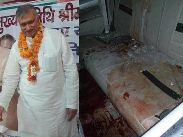 UP Police exposes the conspiracy behind the attack on BJP leader Brijpal Tevatia