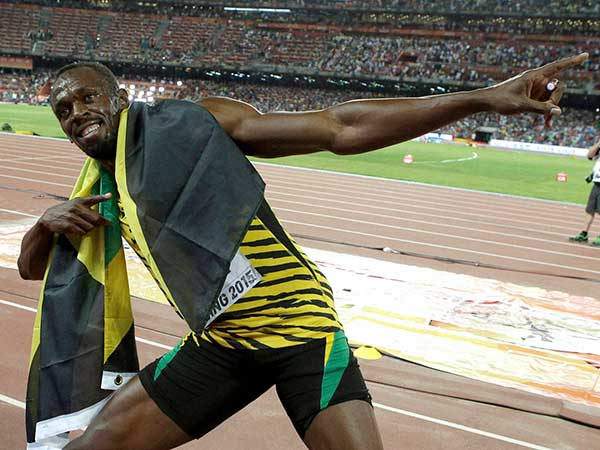 Rio Olympics: Usain Bolt does it again, wins 200m gold to complete a hat-trick