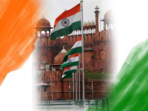 India celebrates 70 years of independence on 15 August 2016