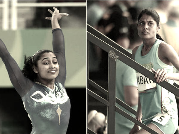 Impressed with Dipa Karmakar and Lalita Babar, Virender Sehwag requests PM Modi to honour them
