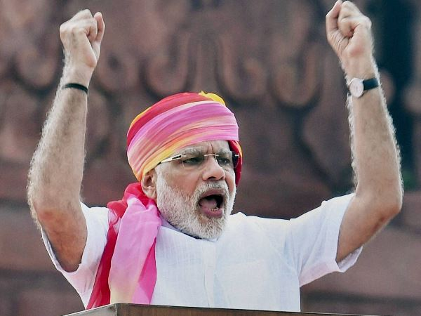 Narendra Modi likely to hold a mega road show in Amethi and Raibaraily