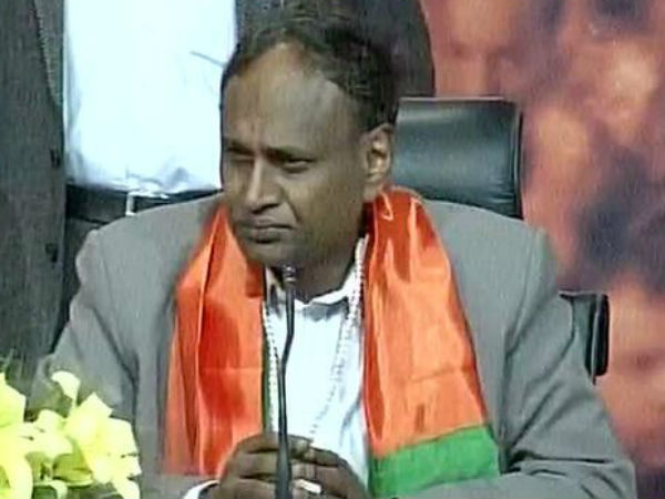 BJP MP Udit Raj says eating beef helped Usain Bolt win nine Olympic golds