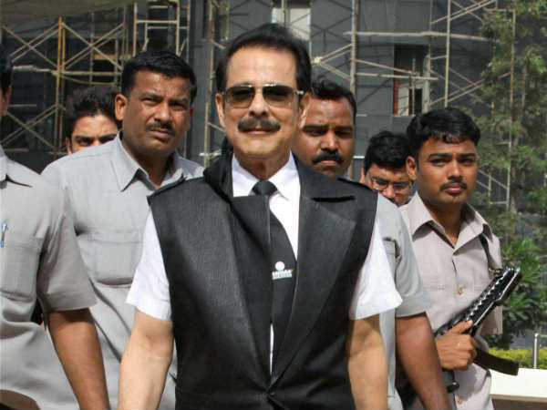 SC directs Subrata Roy be taken into custody, refuses to extend his parole