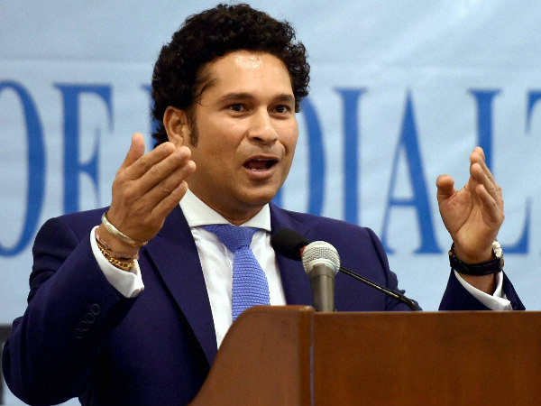 Sachin reveals when bowler fractured his ribcage but he did not give up