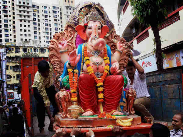 Ganesh Chaturthi 2016 date and puja time and Muhurat in Hindi