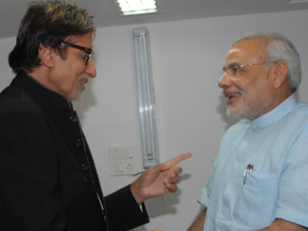 PM Narendra Modi Turns 66: Amitabh Bachchan Told Interesting Things about Him