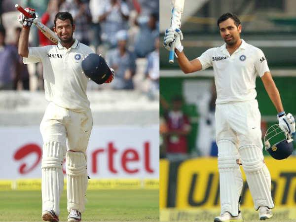 New Zealand series: Focus on Rohit, Pujara as selectors meet to choose India's Test squad