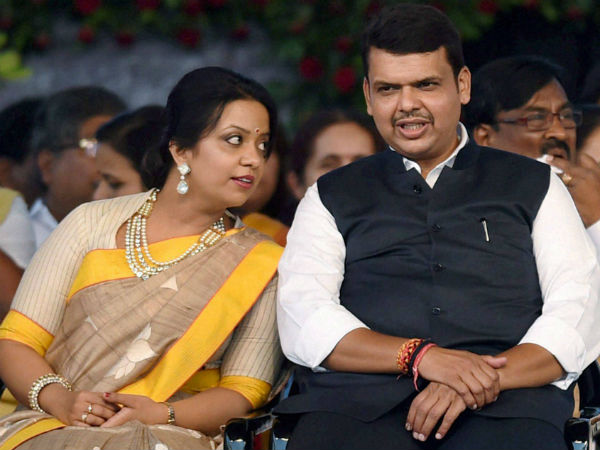 CM Devendra Fadnavis's wife will be showstopper for Pune institute at NY Fashion Week