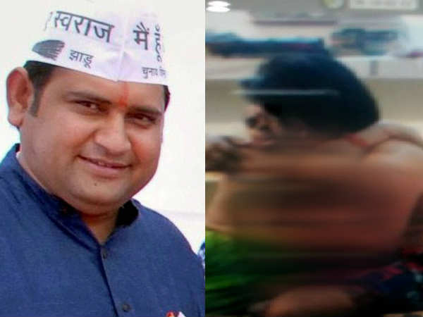Was AAP's Sandeep Kumar honey-trapped due to political vendetta?