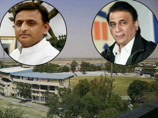 India vs New Zealand 500th Test: Sunil Gavaskar reminds CM Akhilesh Yadav for Green Park Lift