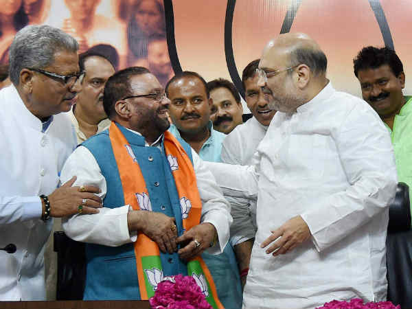 BJP's plan to stop the rebel in the party for ticket distribution