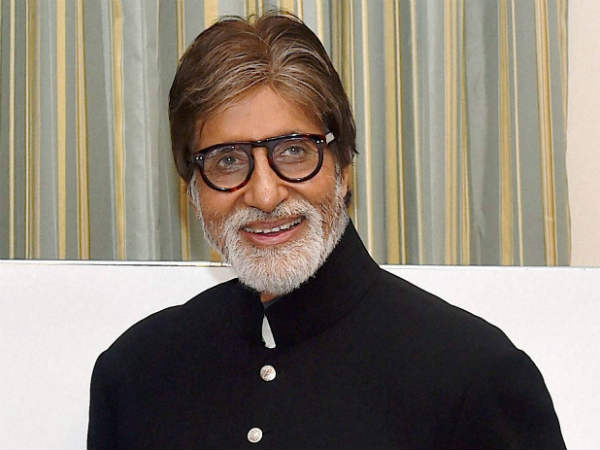 Hope filing FIR becomes easier for women post Pink, says Amitabh Bachchan