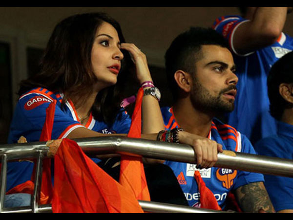 Anushka Sharma might reach to cheer Virat in 500th test at Kanpur