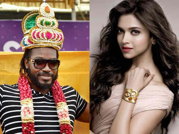 What Chris Gayle Is Telling About Deepika Padukone