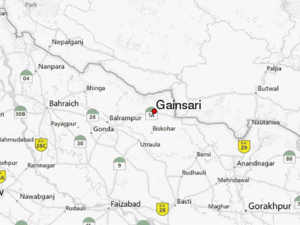 UP Assembly Polls 2017: Know your constituencies Gainsari.
