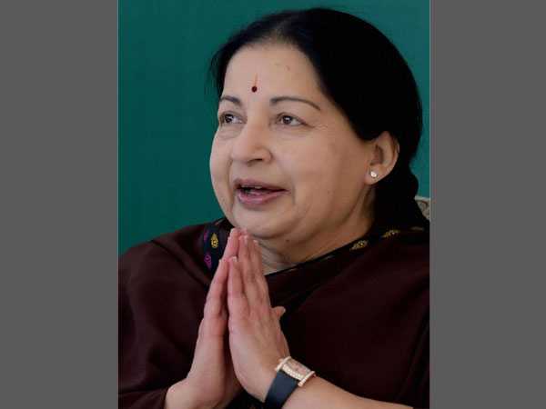 TN CM Jayalalithaa hospitalised with fever and dehydration