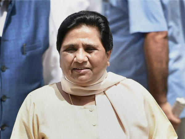 Man behind trending Mayawati UP next cm during her election rally