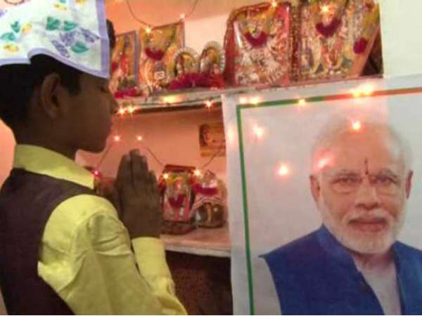 Meet 12-year-old Modi Bhakt Kartik