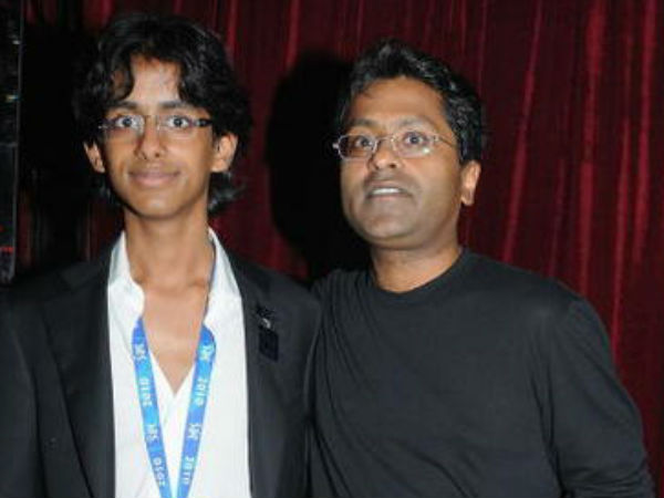 Lalit Modi's 22-year-old son may contest for top post in RCA: What a Plan?
