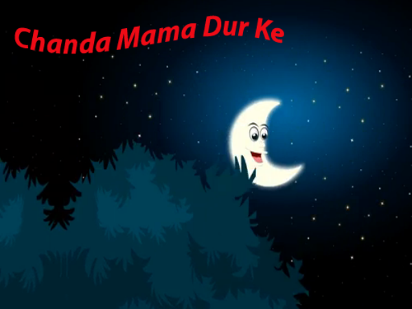 Why is moon called 'chanda mama' in India, What is the story behind it?