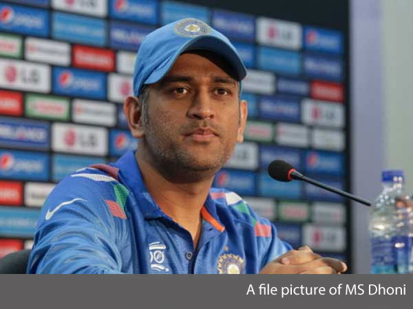 Indian players losing a match are seen as 'murderers, terrorists': MS Dhoni